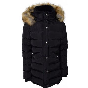 Hound Long down jacket