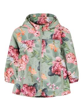 NMFalfa Long Jacket Peony Fo