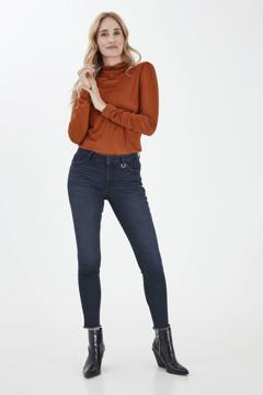 PZ Emma Jeans Raw Edge