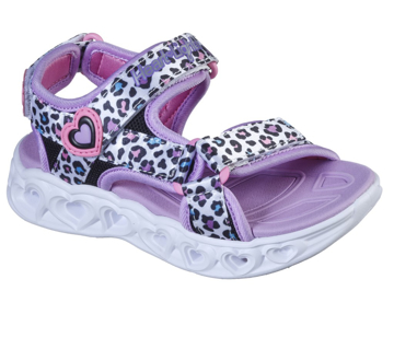 Skechers Heart lights sandal