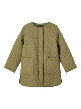 NKFMathilda Long Quilt Jacket
