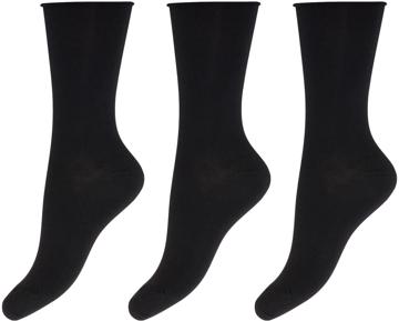 Decoyankle sock bamboo 3pk
