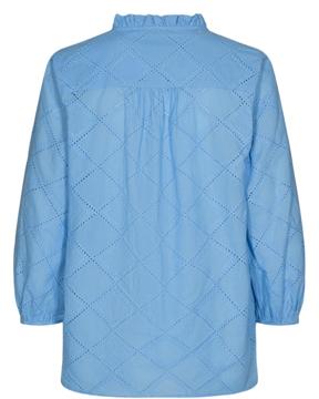 NU Bethan Blouse Vista Blue