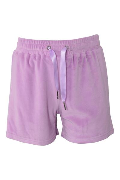 HOUND Velour Shorts