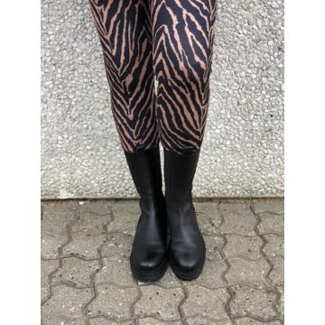 3M Leggins Zebra brun