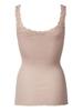 Rosemunde Silk Top Lace