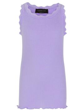 Rosemunde Top Silk w/lace