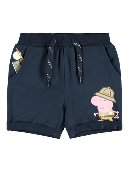 NMMPeppapig Bertel Long Swe Shorts