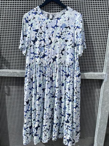 PC Tina Ss Midi Dress