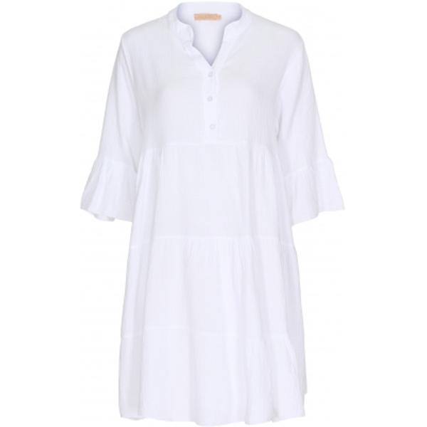 Marta Dress White