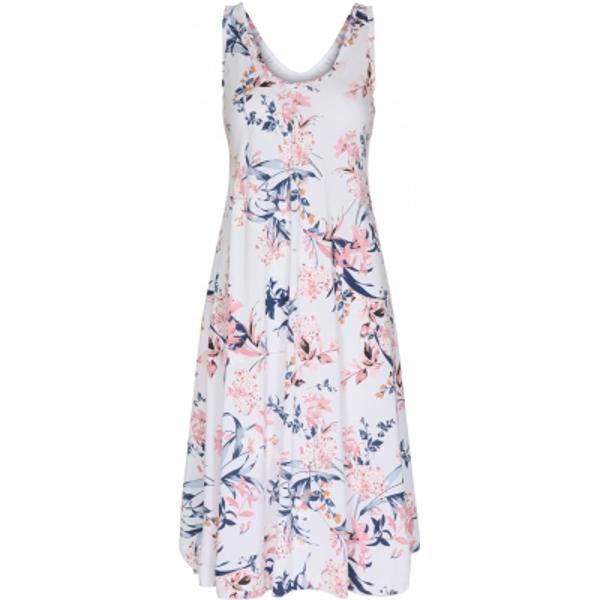 Marta Dress Rose Flowers