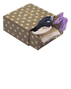 NU Checky 3 Pack Socks
