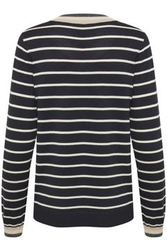 CU Annemarie Stripe Pullover