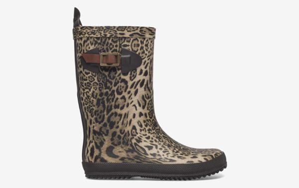 Bisgaard Leopard Gummistøvle