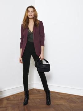 Rosemunde Velour Trousers