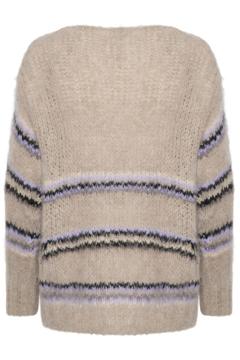 CU Caren Stripe Pullover