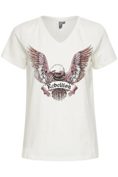 Cu Gabriella V-neck T-shirt