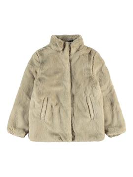 NKFMalsi Faux Fur Jacket