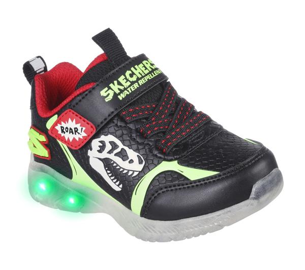 Skechers Dino Glow Water Repellent