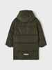 NKFMary Long Puffer Jacket Fo