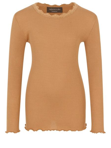 Rosemunde Silk T-shirt L/S