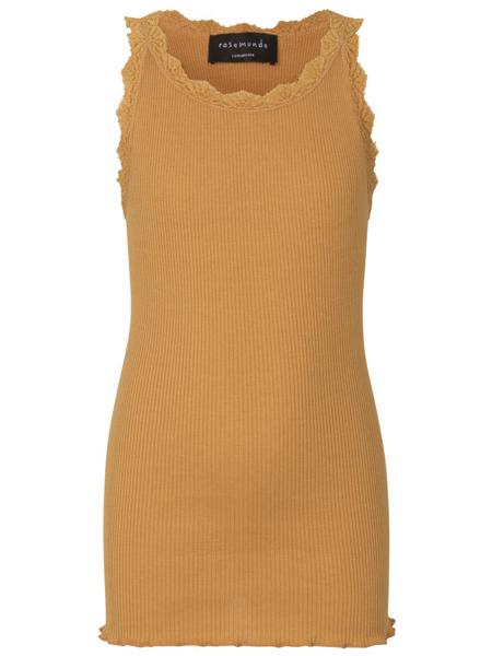 Rosemunde Silk Top w/lace