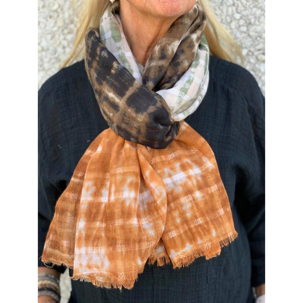 ThreeM Scarves Batik