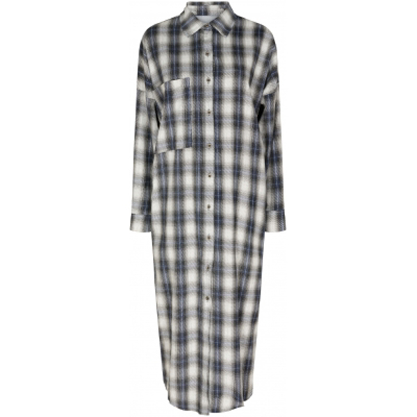 Marta Dress Checks