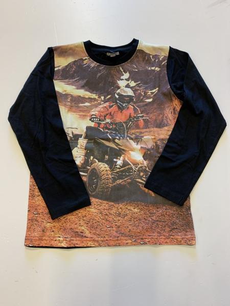 Kids Up Maxx Tshirt L/S