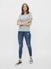 PC Mid Five Flex Cr Skn Jeans