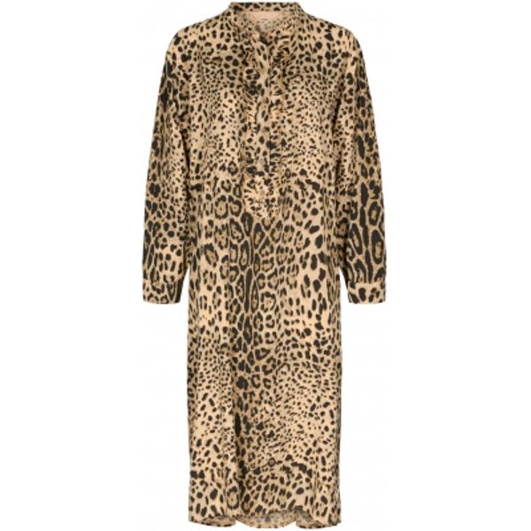 Marta Kjole Leopard