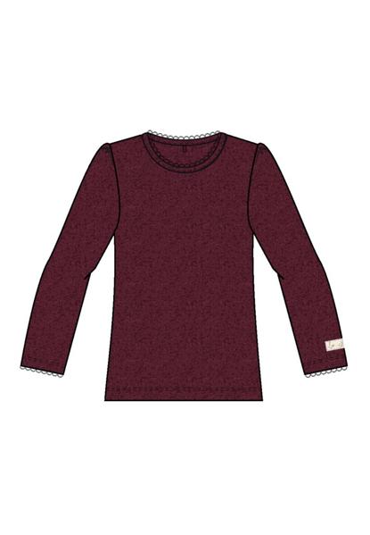 NMFWyla Wool/Vis Top