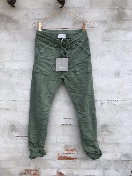 Cabana Living Military Pants