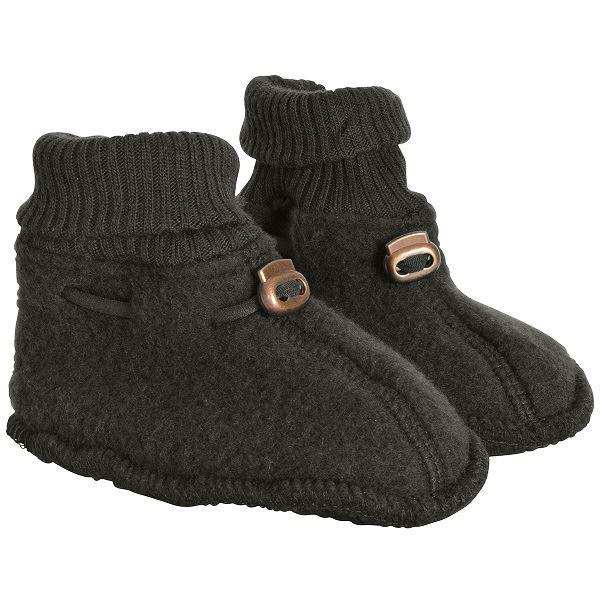 Mikkline Wool Footies