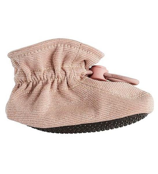 MELTON Glitter Textile Slippers