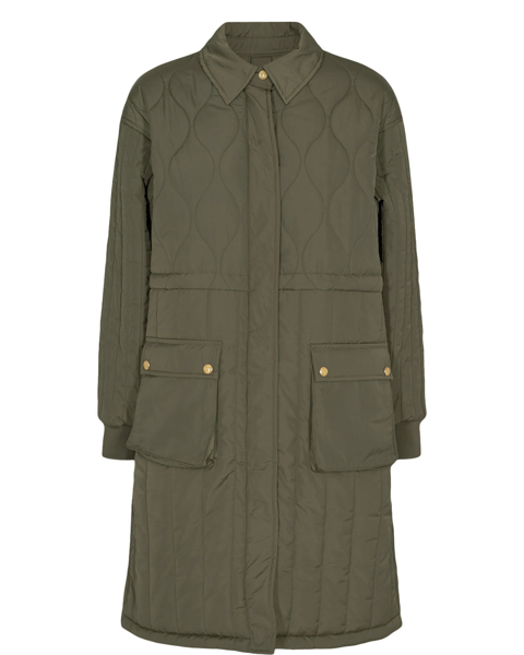 NU Colombia Long Jacket