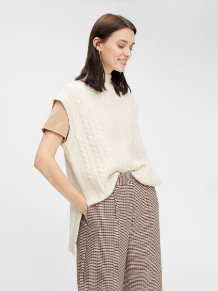 Pierces Villlum knit vest