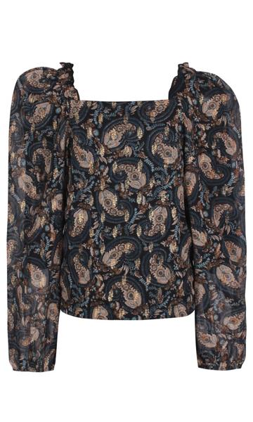 Dxel Anella blouse L/s