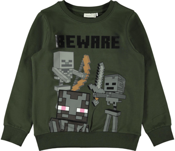 NKM Minecraft Piet Sweat