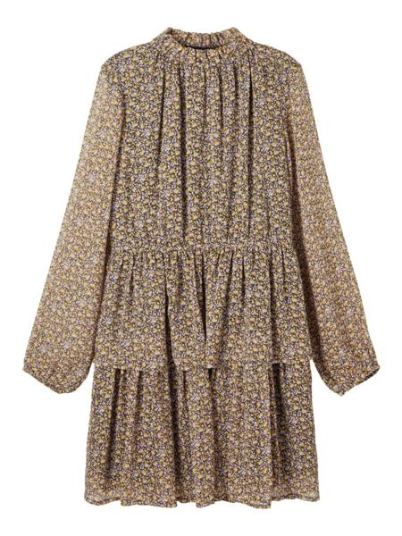 NLF Bisty Ls Dress