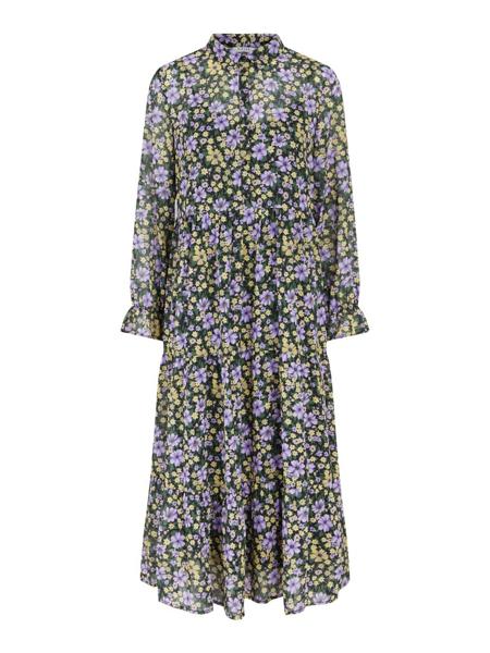 PC Viana ls Midi Dress