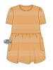 NMFDagmar Ls Dress Camp