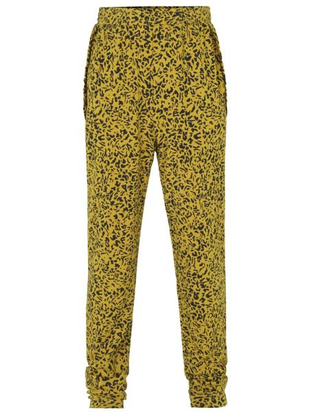 Rosemunde Trousers Leo Print