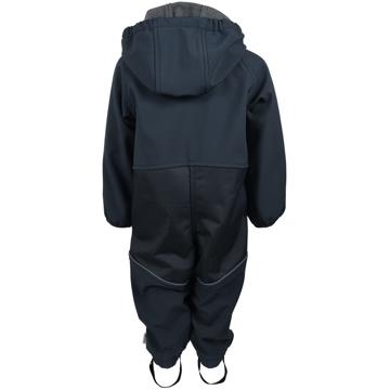 MIKKLINE Shoftshell Boys Suit