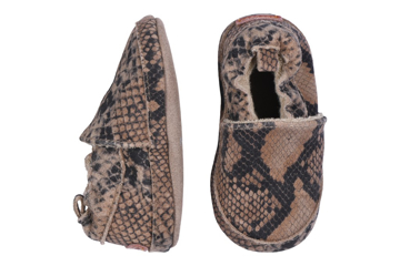 MP Leather Shoe - Animal Skin