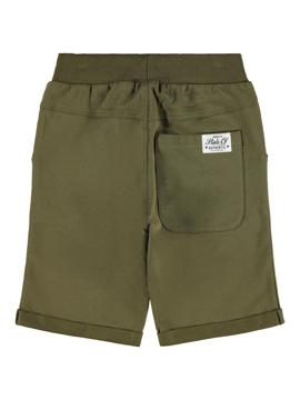 NKMVermo Long Swe Shorts Unb