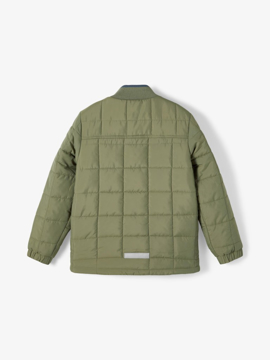 NKMMaddox Quilt Jacket Camp