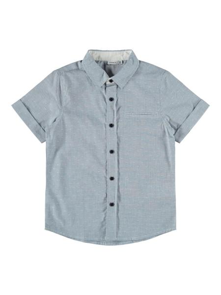 NKMFugl SS Shirt Box F