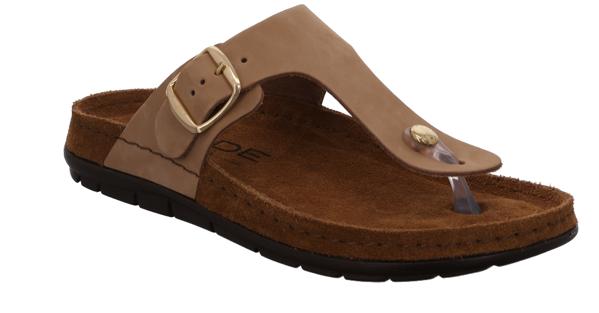 Rohde tå-split sandal