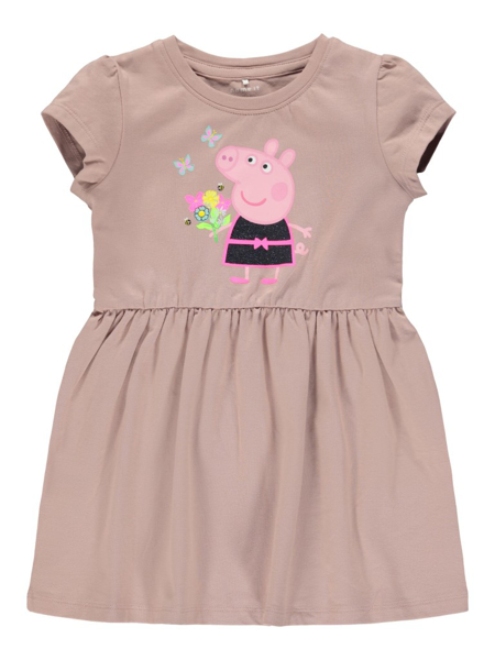 NMF Peppa Pig Marit Ss Dress